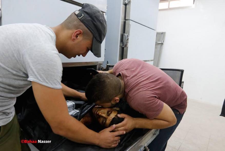 استشهاد شاب برصاص الاحتلال في رام الله