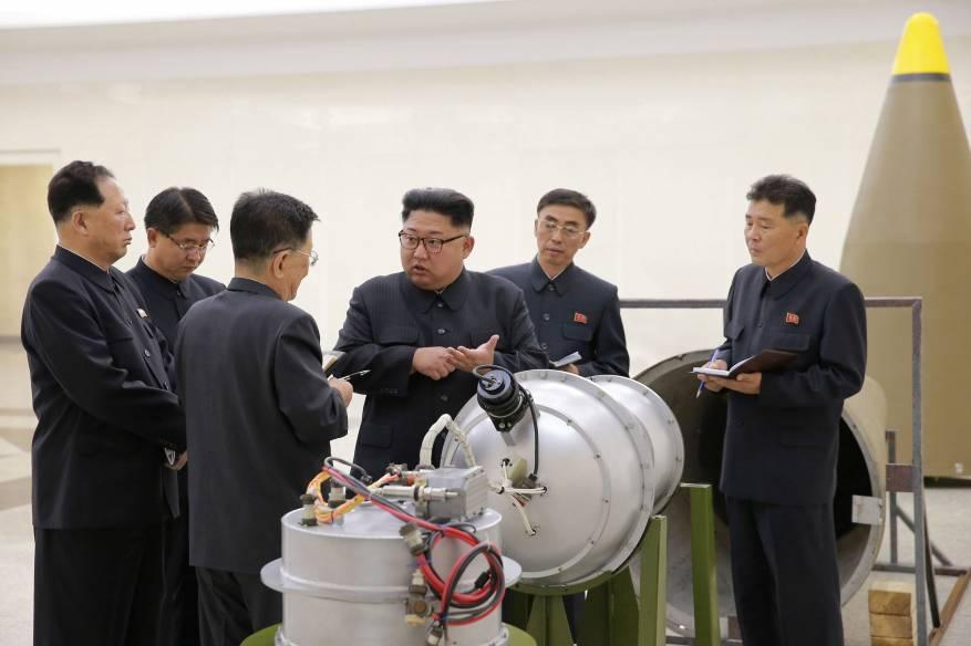 التجربة النووية الكورية الشمالية أقوى بـ16 مرة من قنبلة هيروشيما