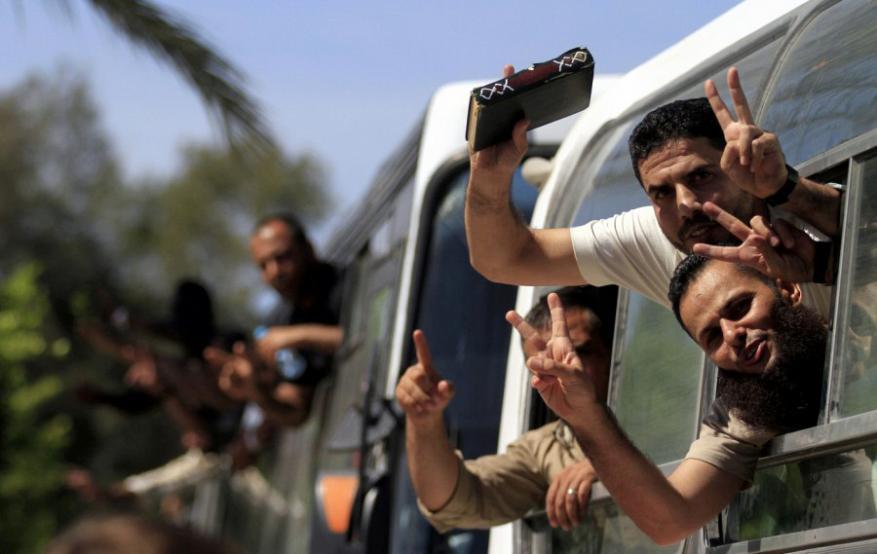 """3 أعوام على إعادة الاحتلال اعتقال محرري """"وفاء الأحرار"""""""