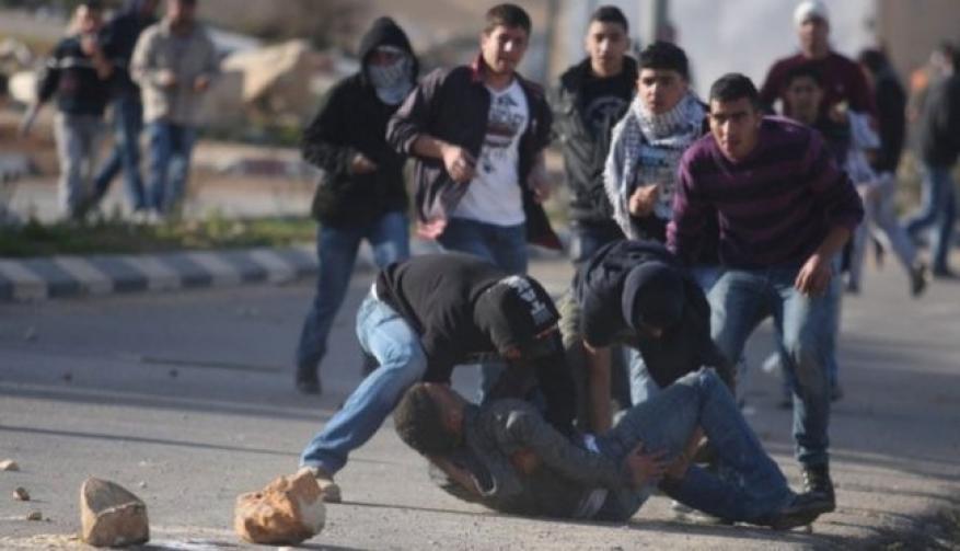 إصابة شاب برصاص الاحتلال بمواجهات في بيت لحم