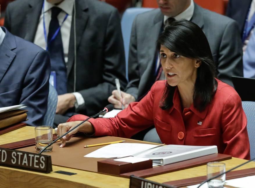 هيلي: القوات الأمريكية لن تنسحب من سوريا الا بعد تحقيق أهدافها