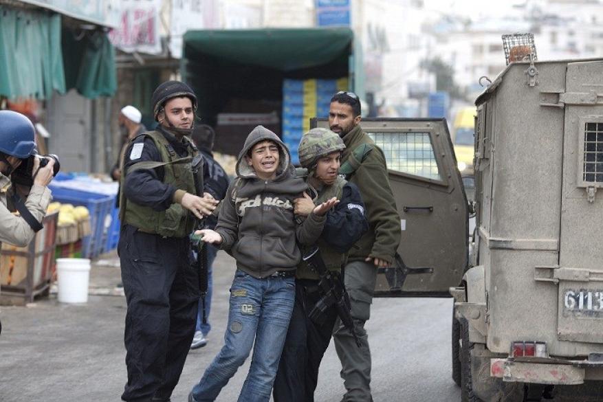 الاحتلال يعتقل 9 فلسطينيين في الضفة والقدس