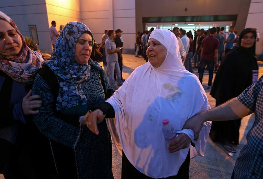 وصول الدفعة الثالثة من حجاج قطاع غزة عبر معبر رفح