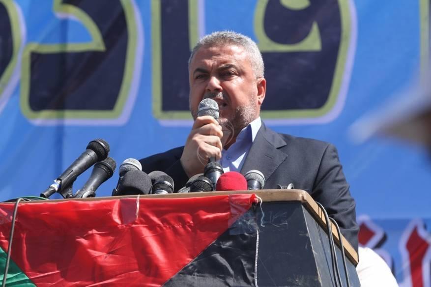 رضوان لشهاب: خطاب الرئيس محبط وسلاح المقاومة خط أحمر