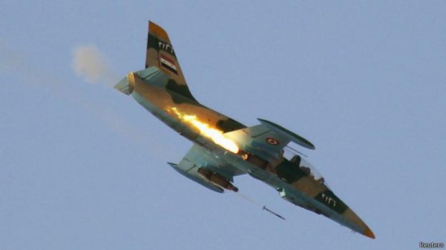 تصعيد أميركي ضد الأسد.. التحالف يُسقط طائرة للنظام في سوريا