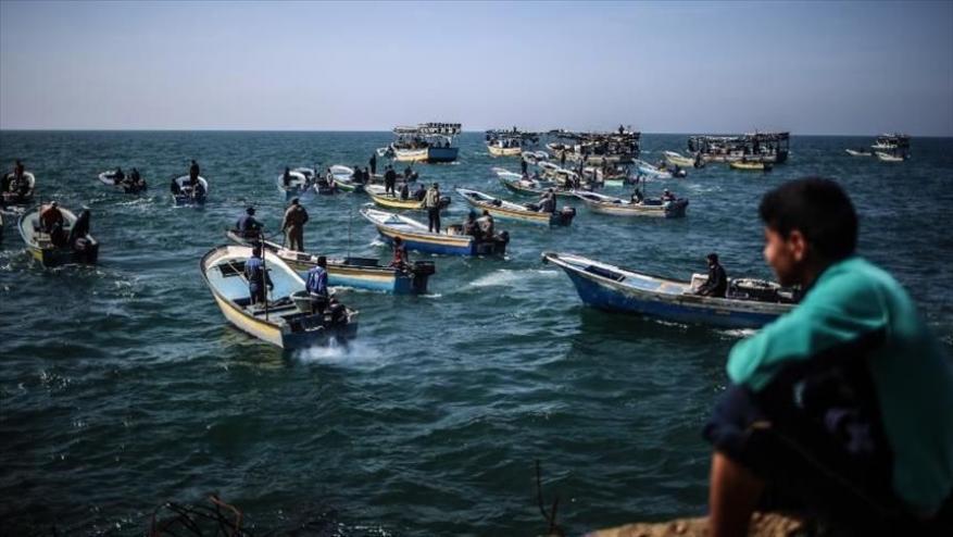 الجيش المصري يطلق النار صوب 3 صيادين فلسطينيين