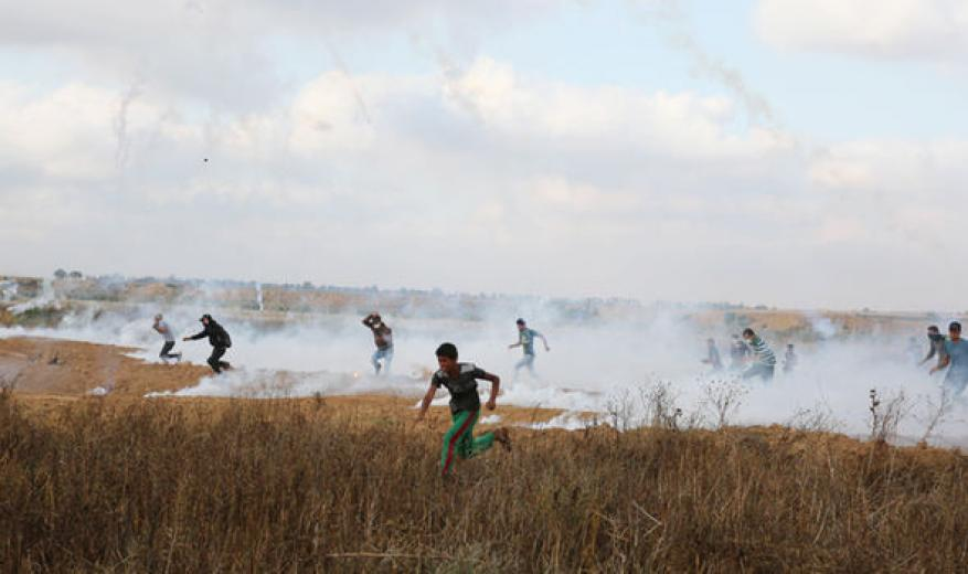 Israel 'arresting and shooting' Palestine children