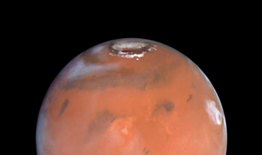 دليل جديد على وجود مياه على المريخ