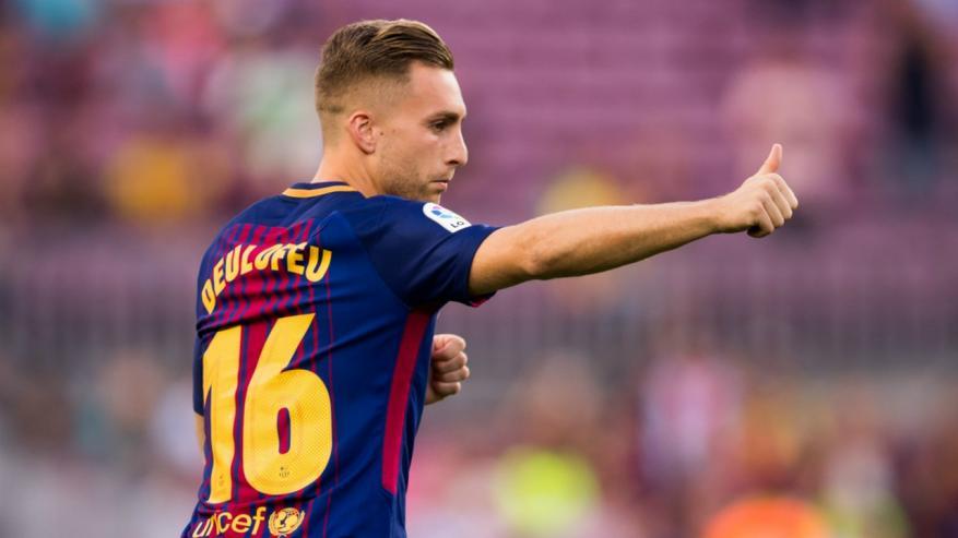 ديلوفيو يرحل عن برشلونة وينتقل إلى واتفورد الإنجليزي