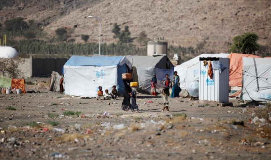 2.7 مليون يمني نزحوا بسبب الحرب