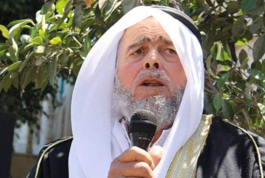 حماس تنعى الشيخ المؤسس أحمد أبو عرة