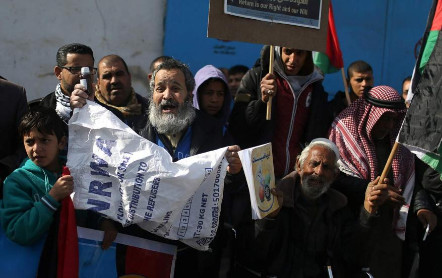 Palestine refugees: Perpetual displacements and no return