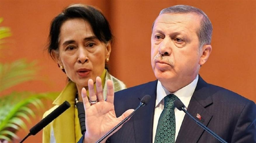 بعد تهديد أردوغان.. زعيمة ميانمار تلغي مشاركتها في الجمعية العامة للأمم المتحدة