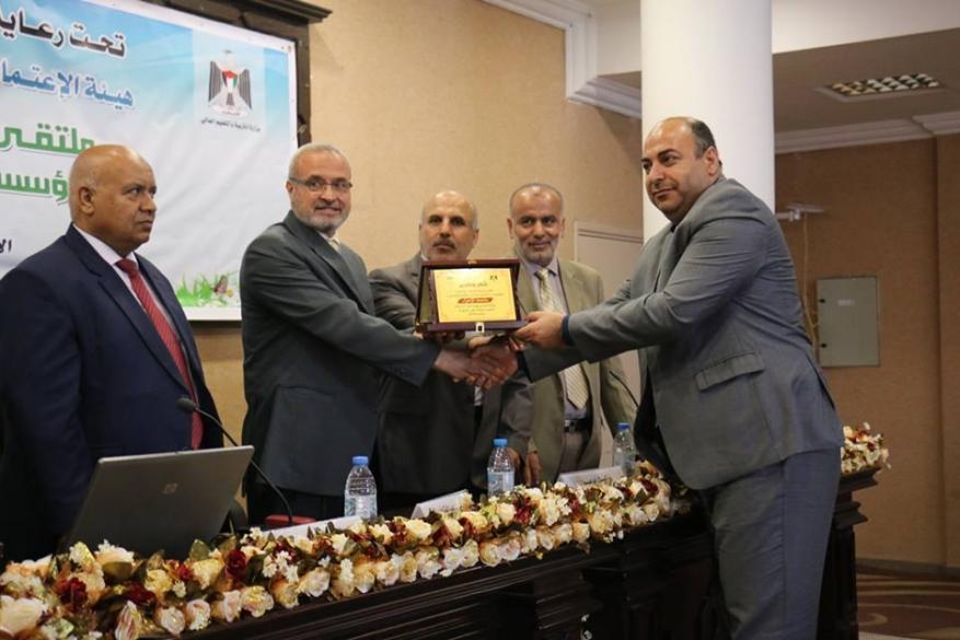 """""""الإسراء"""" تفوز على جامعات وكليات غزة في إدارة الجودة"""