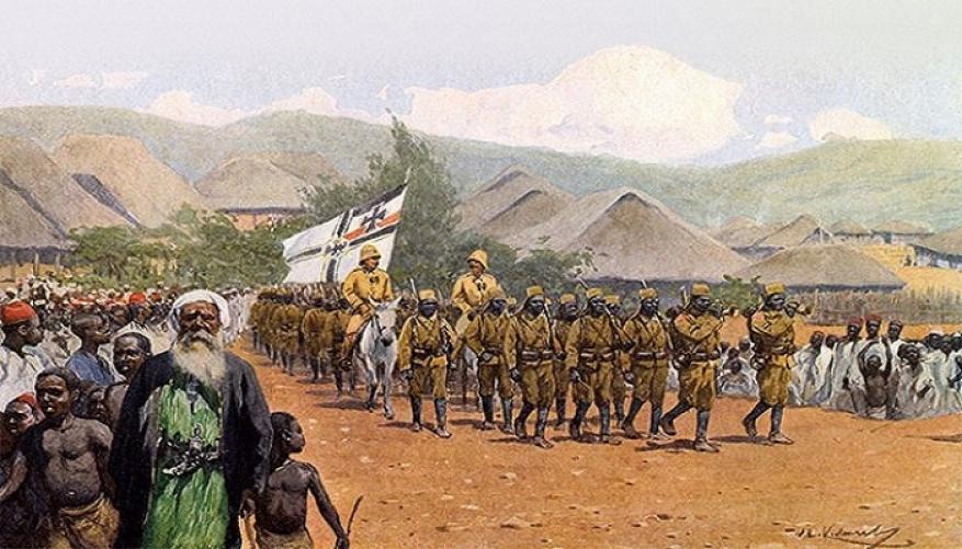 قبيلتان تقاضيان ألمانيا على مجازر ارتكبتها إبان استعمارها لمناطق إفريقية