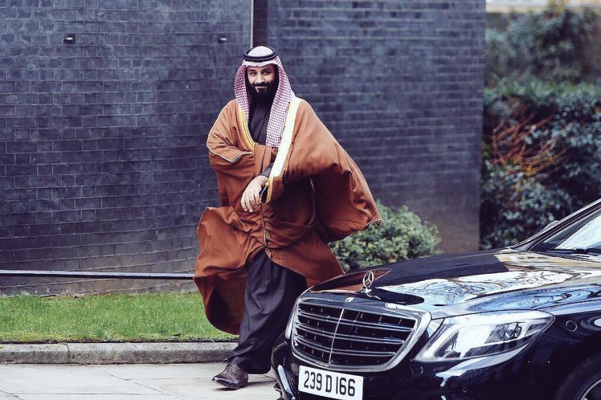 امدح بن سلمان واحصل على 20 ألف ريال