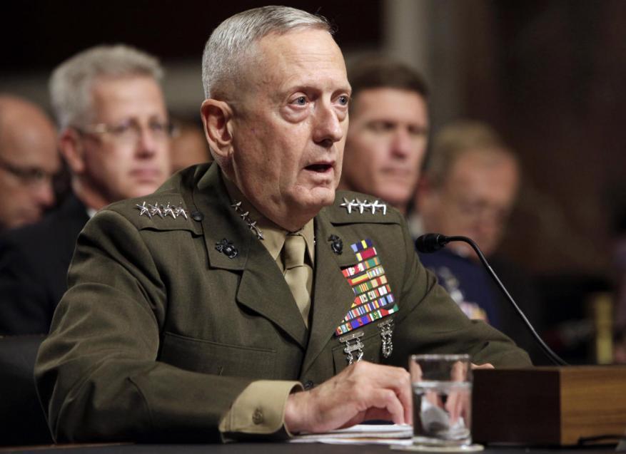 """ماتيس: الحرب مع كوريا الشمالية ستكون """"كارثية"""""""