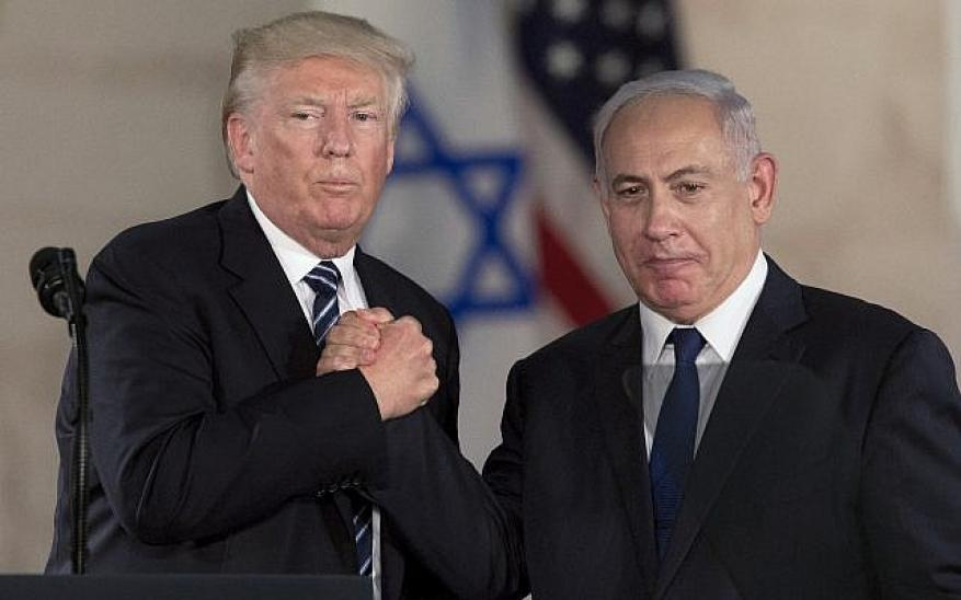 Nearly finished .. US peace plan won't call for two-state solution