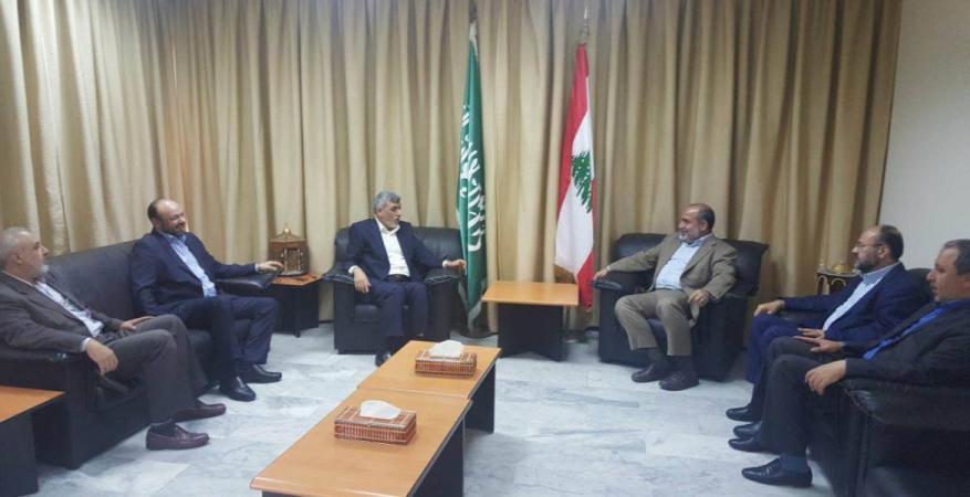 الرشق يؤكد حرص حماس على الاستقرار في مخيمات اللاجئين بلبنان