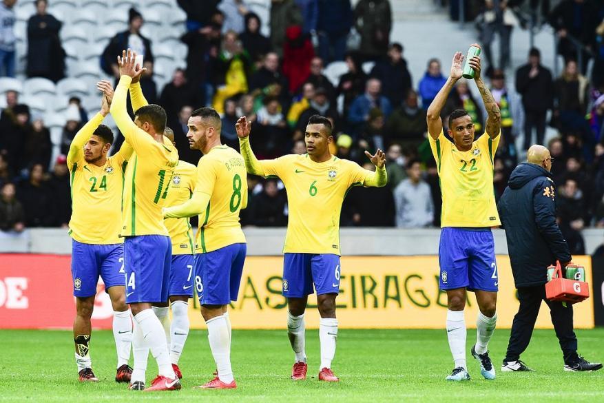 فوز ودي للبرازيل وكوريا الجنوبية استعدادًا للمونديال