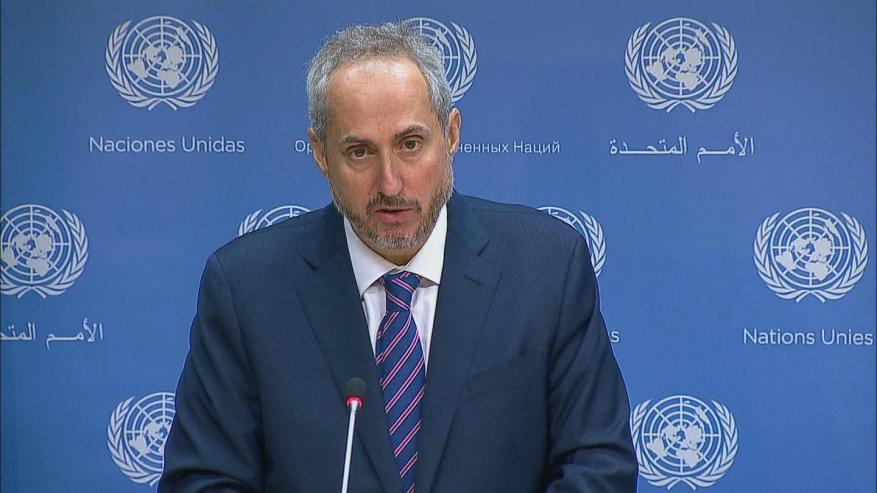 الأمم المتحدة تعبر عن قلقها من تدهور الأوضاع الإنسانية في غزة