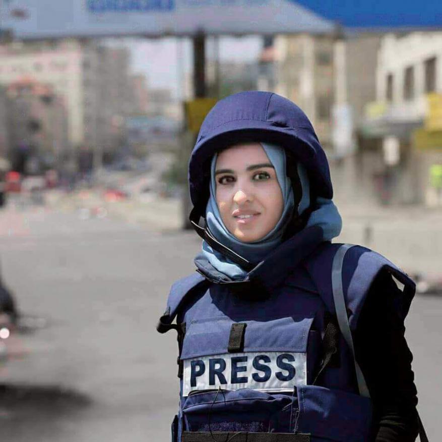 """وقائي السلطة يستدعي الصحفية جيهان عوض على خلفية منشور بـ""""فيسبوك""""!"""