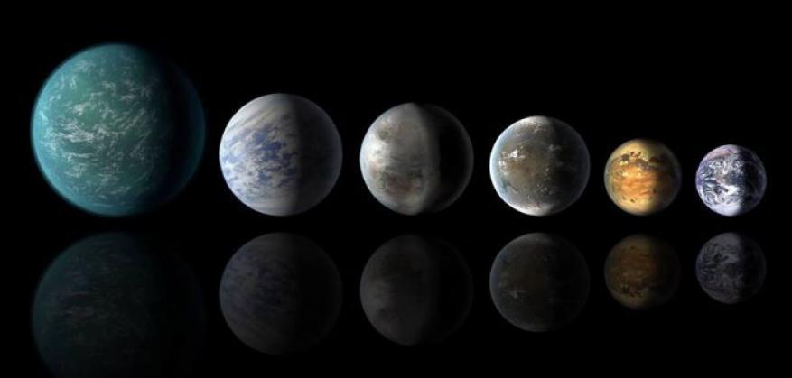 اكتشاف كوكب يشبه الأرض