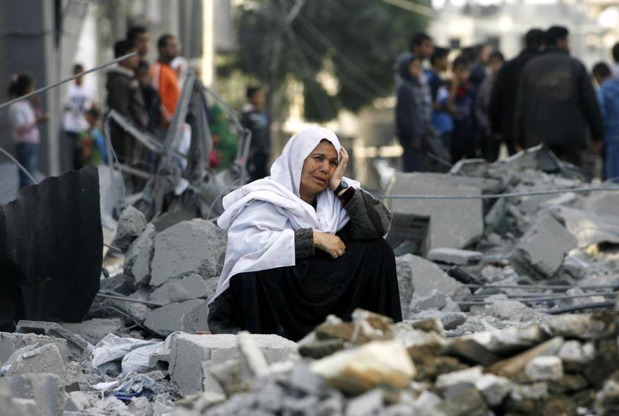 حلقة حول إعادة الاعمار في غزة.. إلى وين وصل ؟! وما مستقبل سكان الكرافانات ؟