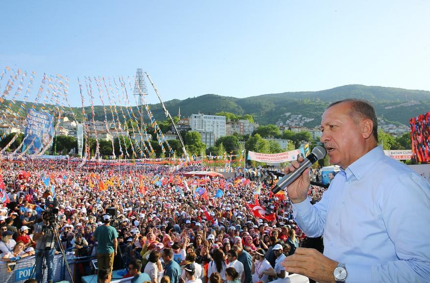 أردوغان يحقق حلما للأتراك راودهم منذ عهد الدولة العثمانية