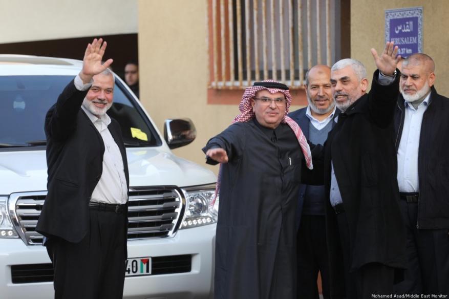 Hamas refuses third payment of Qatar grant