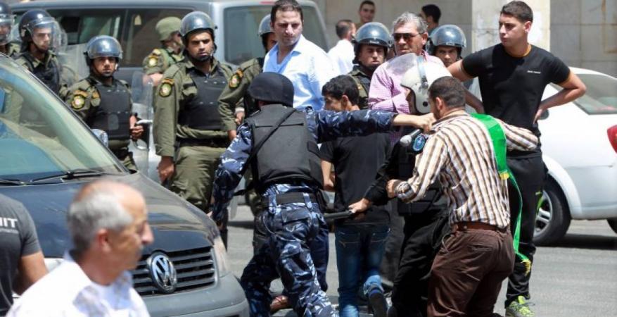 أجهزة السلطة تعتقل 6 أسرى محررين وطالبين
