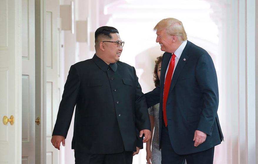 وأخيراً.. سيفعلها ترامب ويُسعد كيم