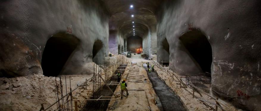 هآرتس: إنشاء أنفاق ضخمة لدفن الإسرائيليين تحت مدينة القدس