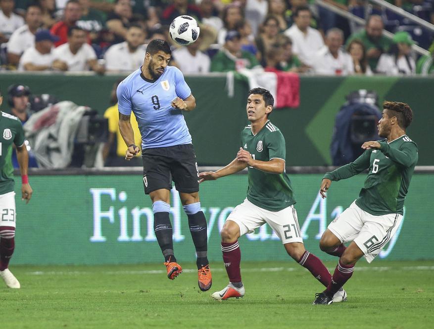 الأوروغواي تضرب المكسيك برباعية ودياً