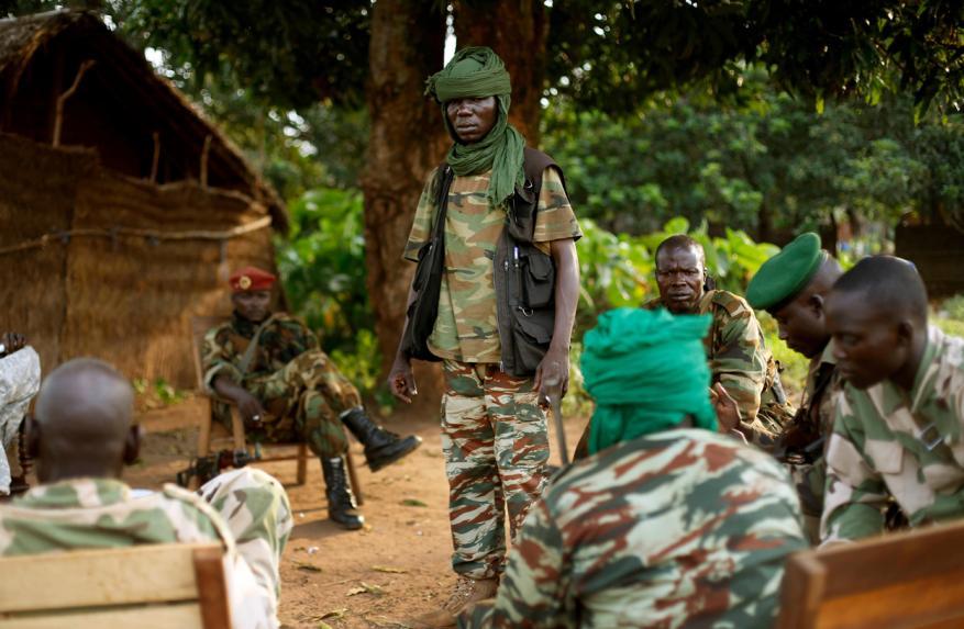 مقتل 6متطوعين في أفريقيا الوسطى