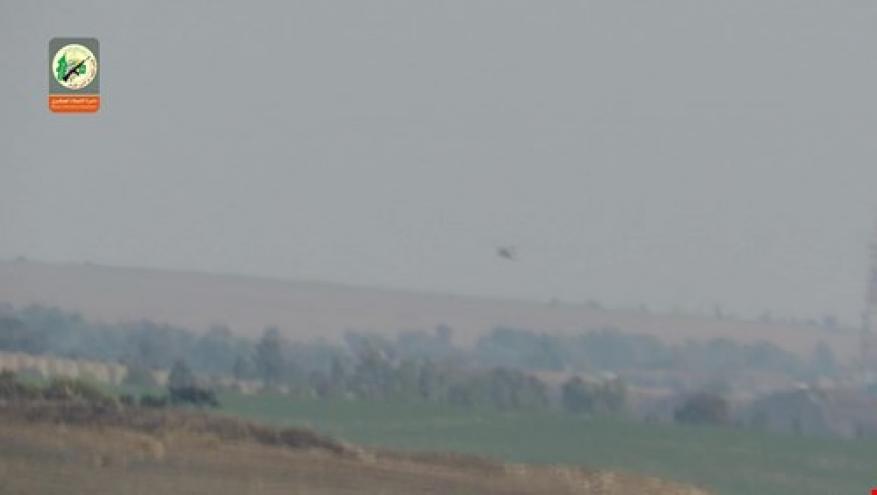 القسام يبث مشاهد لسقوط قذائف هاون على قاعدة عسكرية إسرائيلية ونقل الجنود المصابين
