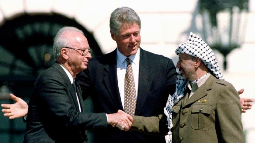 الذكرى الـ 24 لتوقيع اتفاقية أوسلو