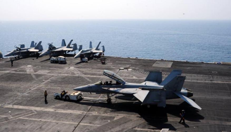 طيران التحالف الدولي يدمر جسرين عراقيين في كركوك