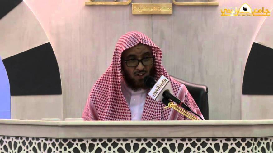 وفاة داعية سعودي بعد تسليمه من الصلاة