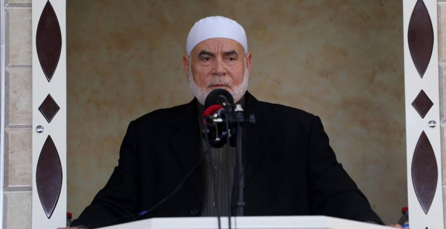بحر يطالب حكومة الوفاق بنيل الثقة من المجلس التشريعي الفلسطيني