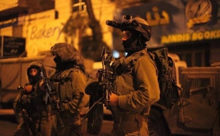 الاحتلال يحاصر منطقة عين الحلوة في الأغوار