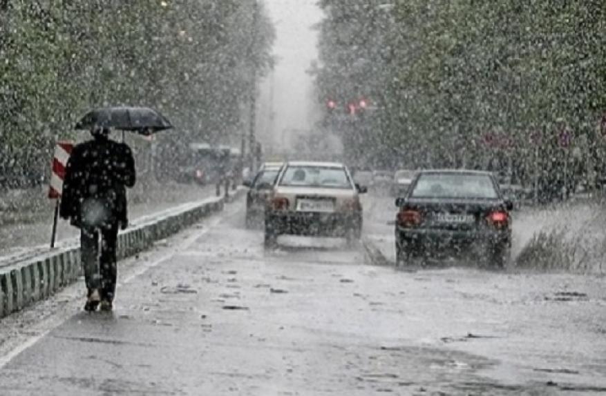 أمطار متفرقة وأجواء شديدة البرودة