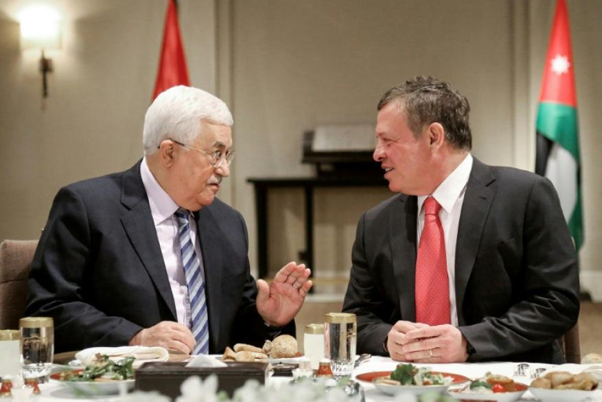 العاهل الأردني يهنئ عباس باتفاق المصالحة الفلسطينية