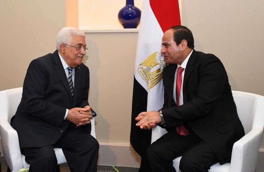 عباس يشكر السيسي على جهود بلاده في إنجاز اتفاق المصالحة الفلسطينية