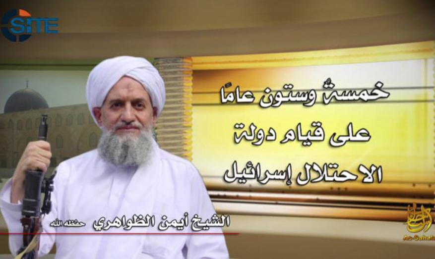 الظواهري يخرج بتسجيل صوتي متوعداً أميركا.. ماذا قال عن الدول العربية؟