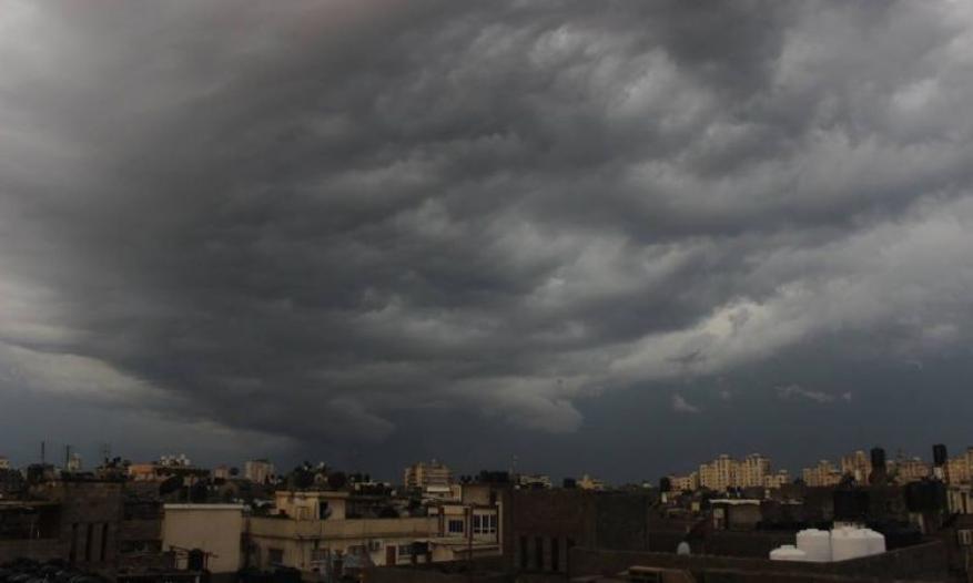 أمطار الصيف .. تعرف على الحالة الجوية في فلسطين