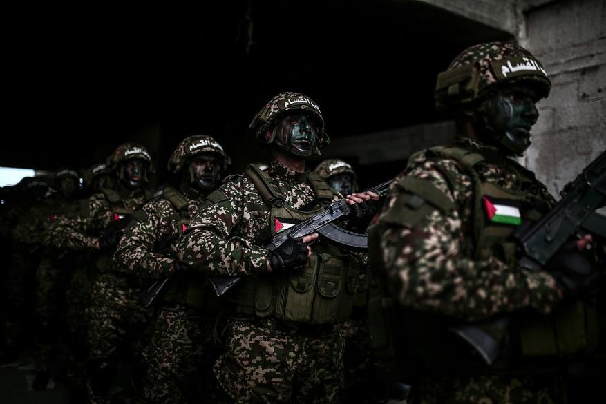 كتائب القسام تعلن رفع درجة الاستنفار للرد على أي عدوان اسرائيلي
