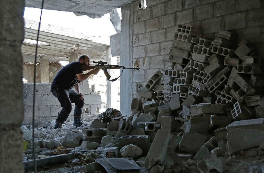 مقتل 15 عنصر من قوات النظام بالغوطة الشرقية