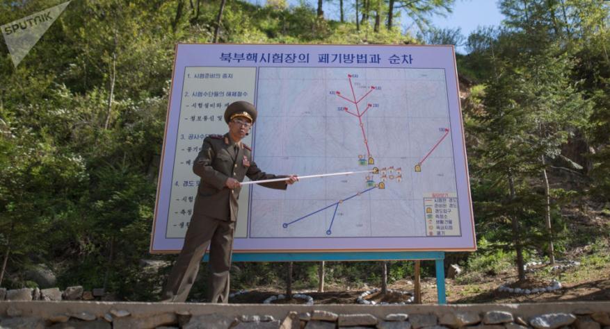 واشنطن مستعدة لتقديم ضمانات أمنية لكوريا الشمالية مقابل نزع السلاح النووي