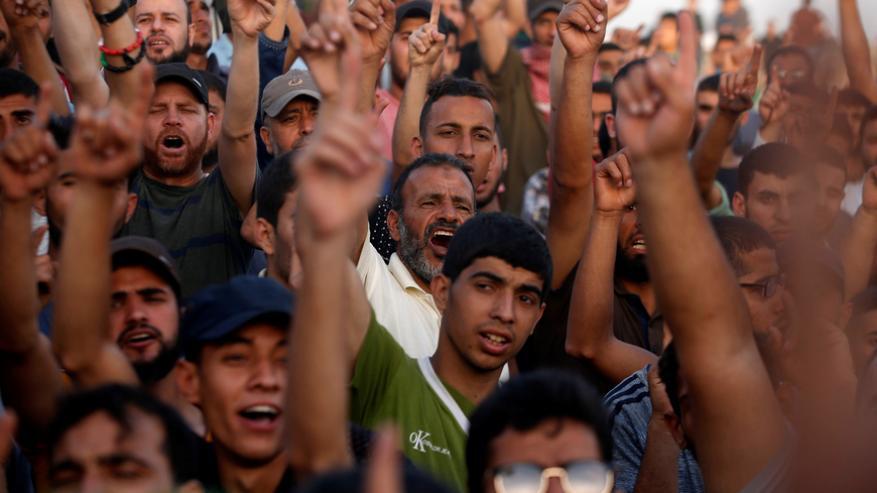 الهيئة الوطنية لمسيرات العودة تدعو لمشاركة حاشدة في مسيرة بغزة